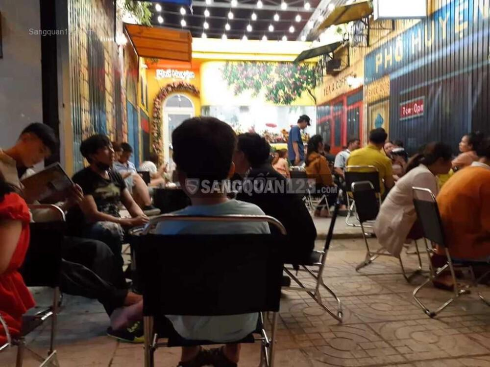 Cần sang quán café khu chợ mới Long Thành