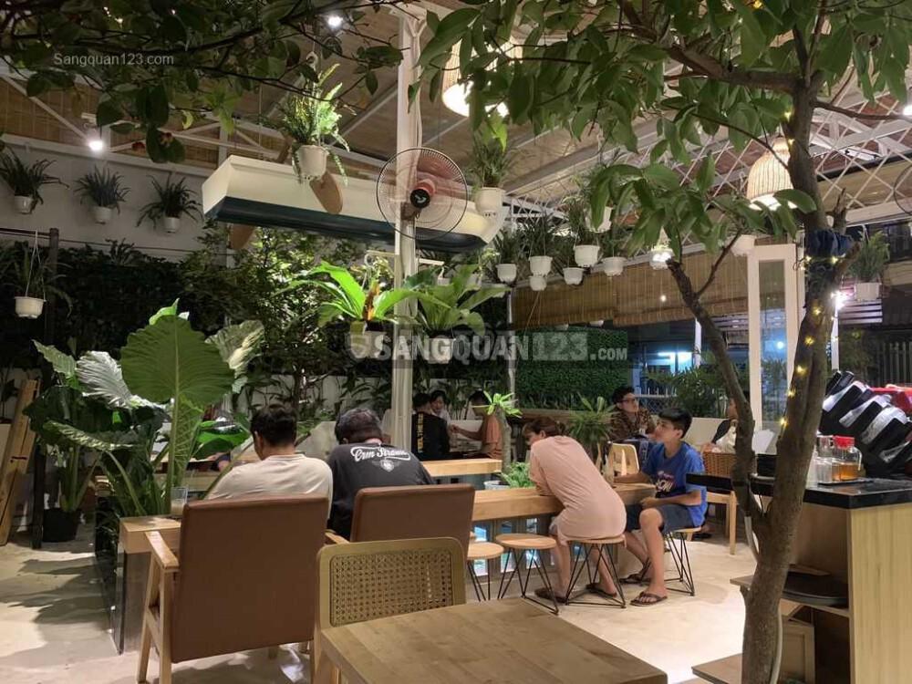 Cần sang quán cafe sân vườn, hồ cá coi giá rẻ