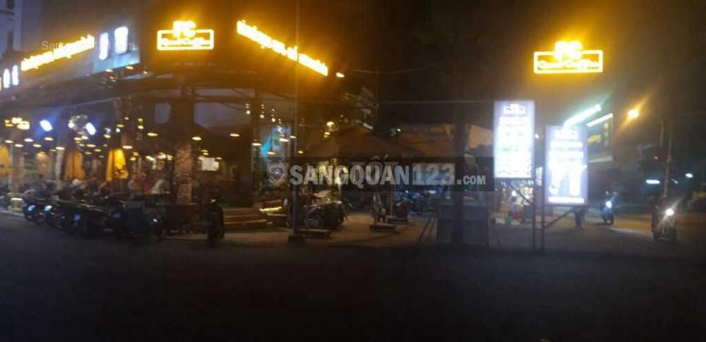 Sang quán cafe hai MT Đường Tân Kỳ Tân Quý, Quận Tân Phú