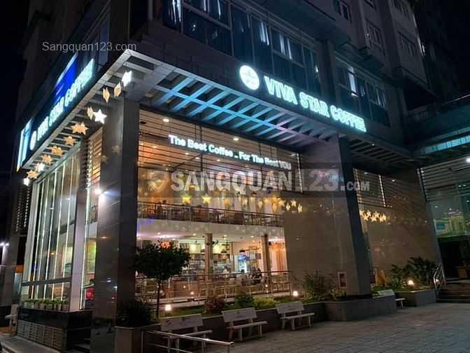 Sang quán cafe ViVa Star Nguyễn Xí, Q. Bình Thạnh