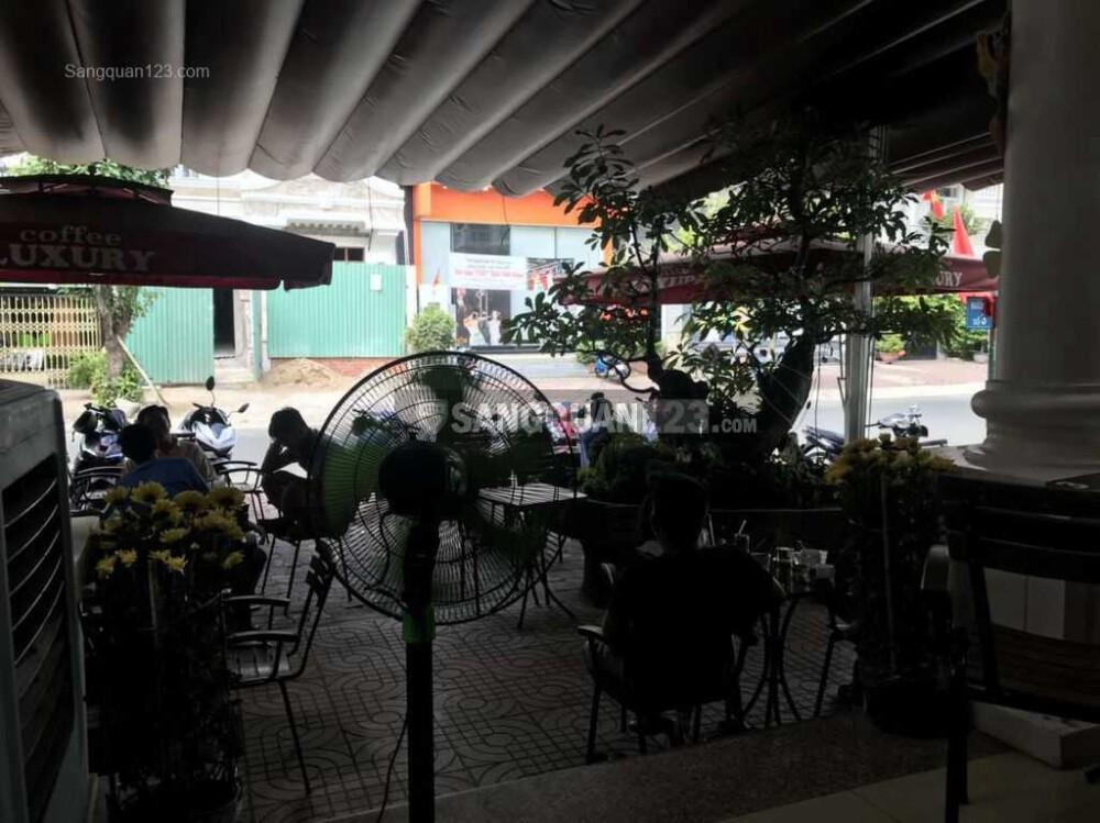 Sang lại quán coffee Luxury khu Nam Long