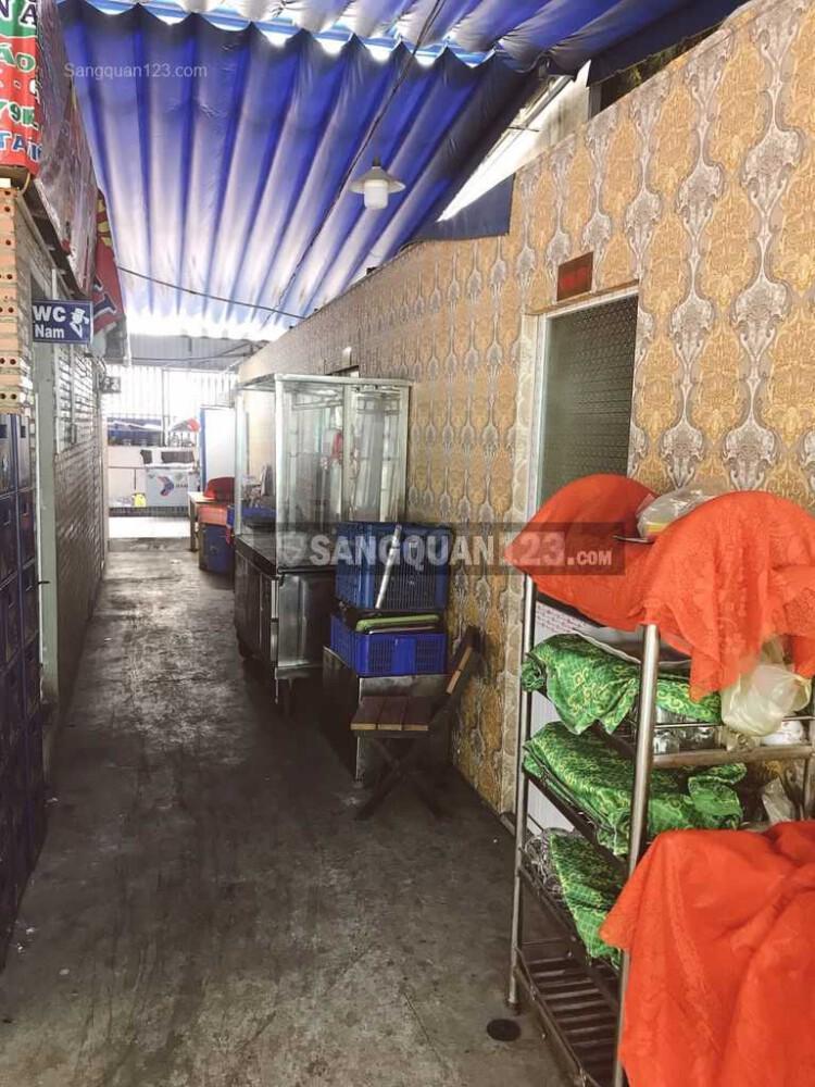 Cần sang nhượng quán nhậu 3 mặt tiền Q Bình Tân