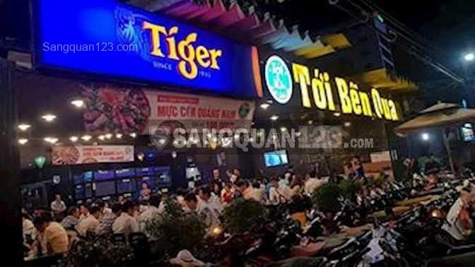 Sang quán nhậu thương hiệu đường Ung Văn Khiêm, Bình Thạnh