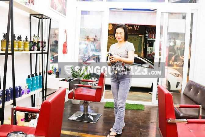 Cần nhượng lại Salon tóc nam nữ MT đường Nguyễn Duy Trinh