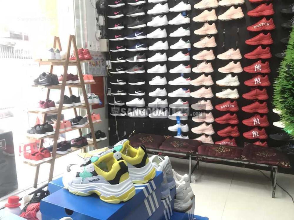 Sang nhượng Shop giày thể thao