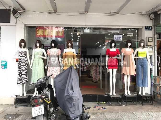 Sang shop thời trang Quang Trung Gò Vấp