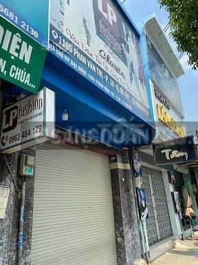 Sang shop quần áo nữ MT đường Phan Văn Trị