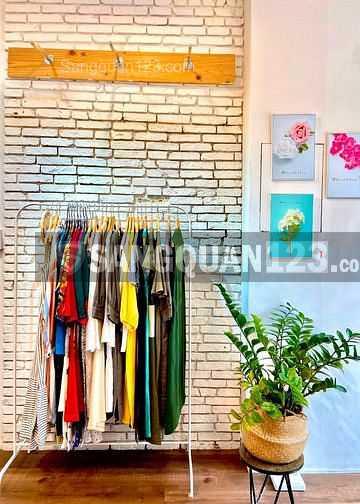 Sang shop thời trang tại Q. Phú Nhuận