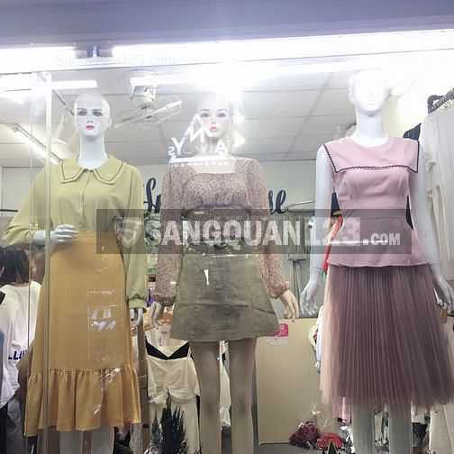 Sang shop thời trang mặt tiền Bắc Hải