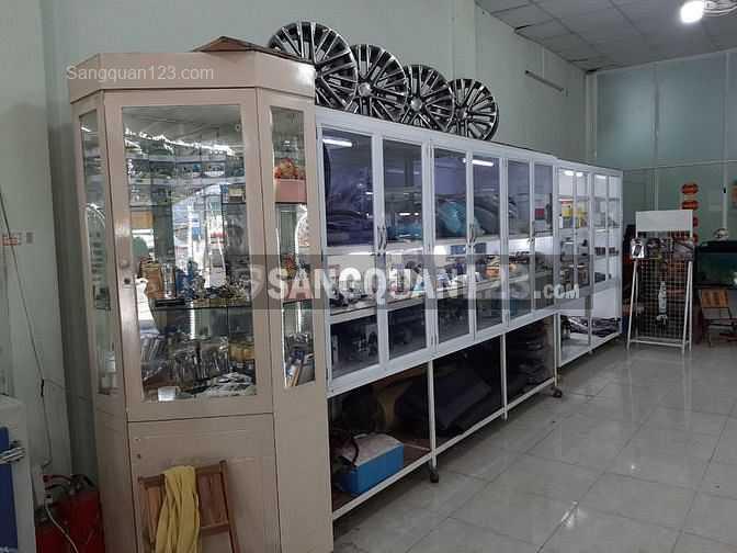 Cần sang tiệm đồ chơi xe hơi, 6C-6D Phạm Văn Chiêu, Quận Gò Vấp