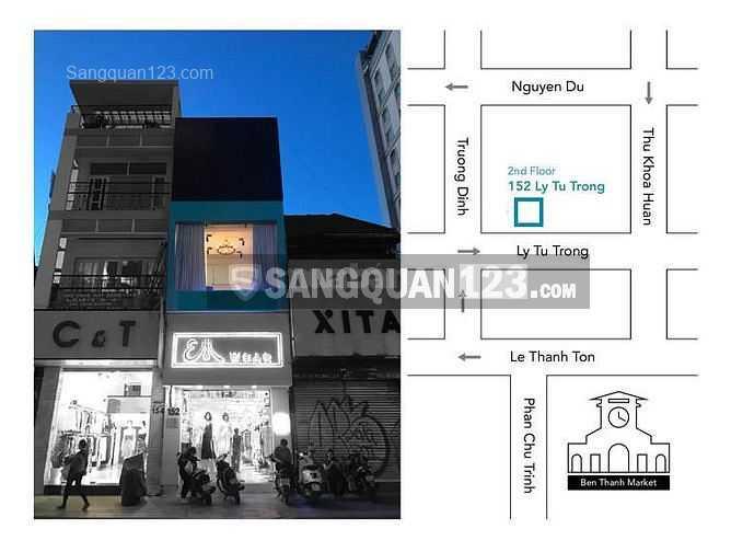 Cần sang tiệm Nail - Massage gần chợ Bến Thành