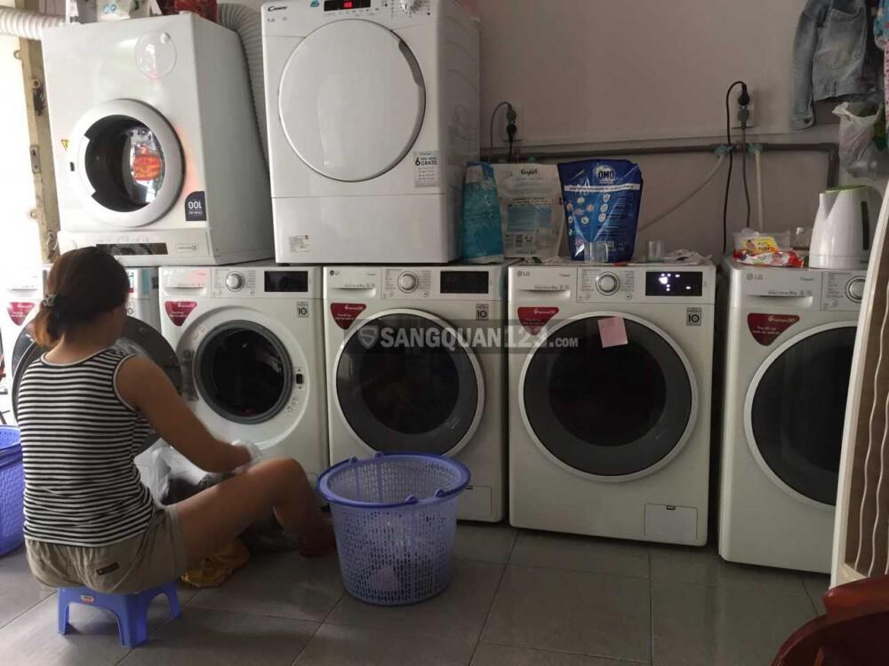 Cần sang gấp tiệm giặt sấy khu vực tân bình