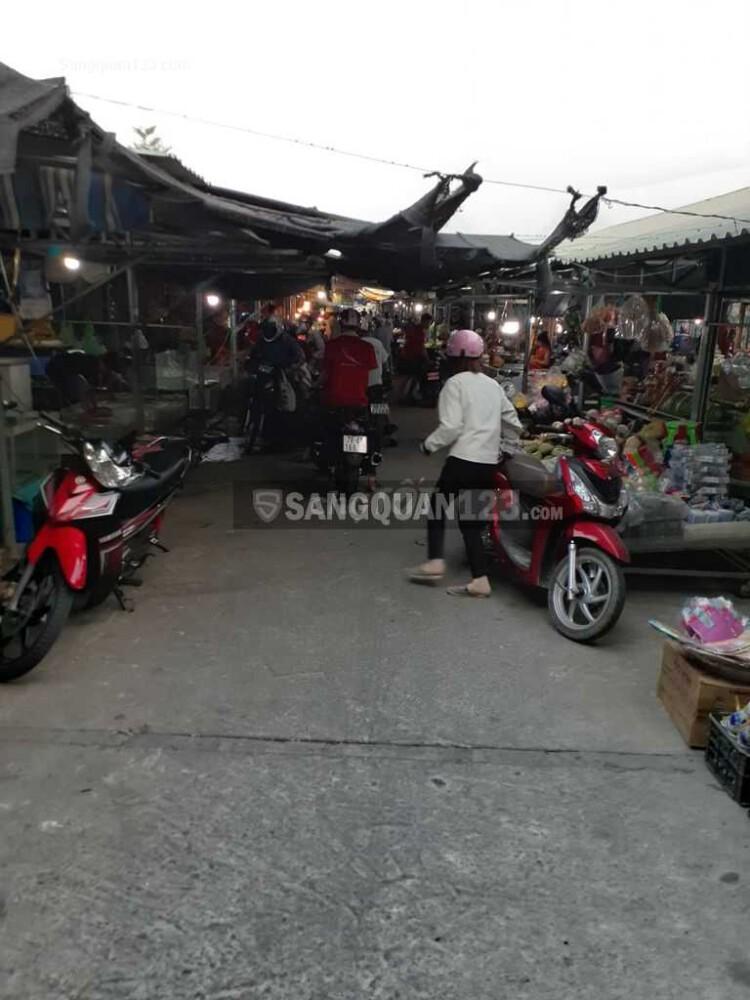 Sang lại Kiot 2 mặt tiền chợ Bình Dương