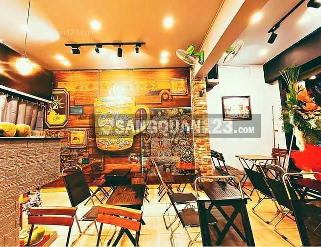 Sang nhượng quán cafe MT đường Trường Sa