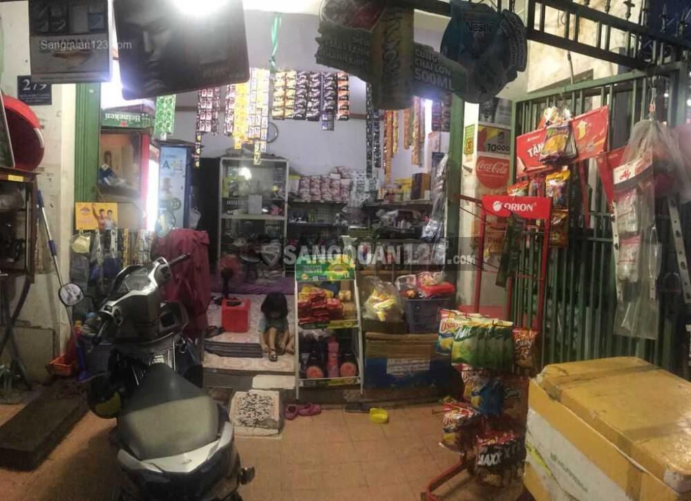 Sang lại tiệm tạp hoá giá rẻ 2 mặt tiền đường Nguyễn Văn Công