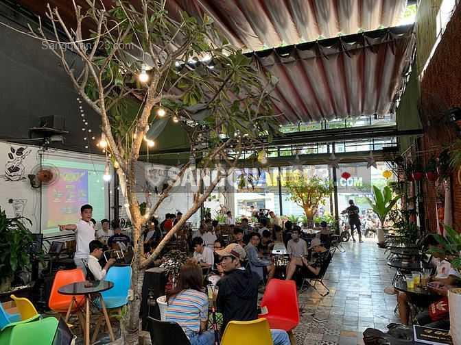 Cần sang quán Cafe Vintage đường Nguyễn Văn Khối GV