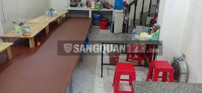 Sang nhượng mặt bằng hàng ăn, ngõ 58 phố Nguyễn Khánh Toàn