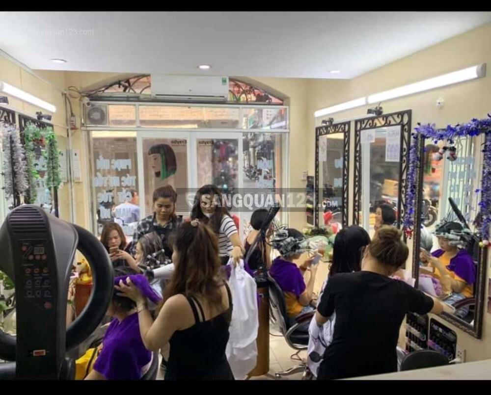 Cần Sang Nhượng Salon Spa Tóc, Cư Xá Đồng Tiến Quận 10