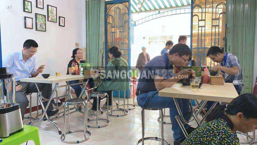 Sang nhanh quán ăn Q. Phú Nhuận