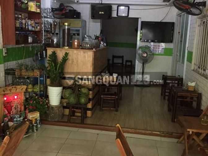 Sang cửa hàng cafe hát cho nhau nghe 180 triệu tại Quỳnh Mai