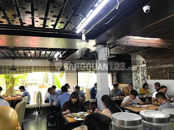 Sang nhượng quán cafe cơm VP số 12 ngõ 1 Dịch Vọng Hậu