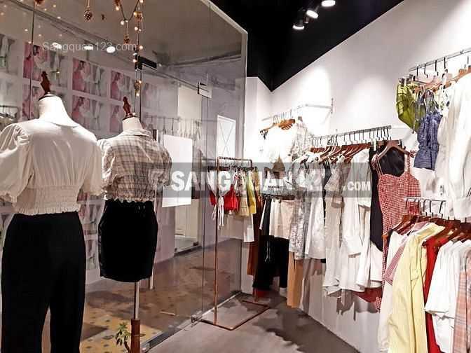 Sang shop thời trang MT Lý Tự Trọng Quận 1