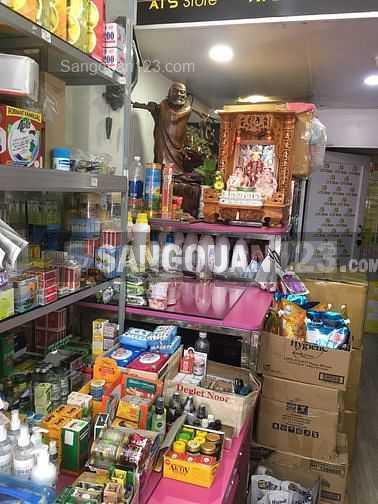 Cần sang toàn bộ shop hàng Thái Lan, mặt tiền Lê Khôi, Quận Tân Phú