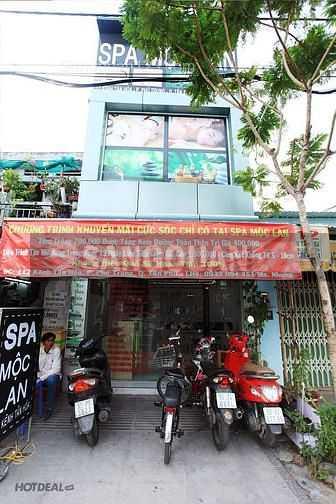 Sang gấp Spa Mộc Lan MT đường Kênh Tân Hóa, Tân Phú