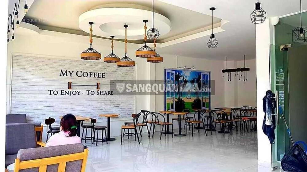 Sang quán café My Coffee, Q Tân Bình