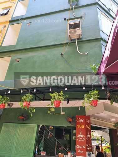 Cần sang quán cafe 4 tầng 1 tum phố Thái Thịnh, quận Đống Đa