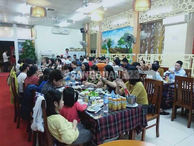 Sang lại nhà hàng đang kinh doanh tốt tại khu đô thị Nam Cường