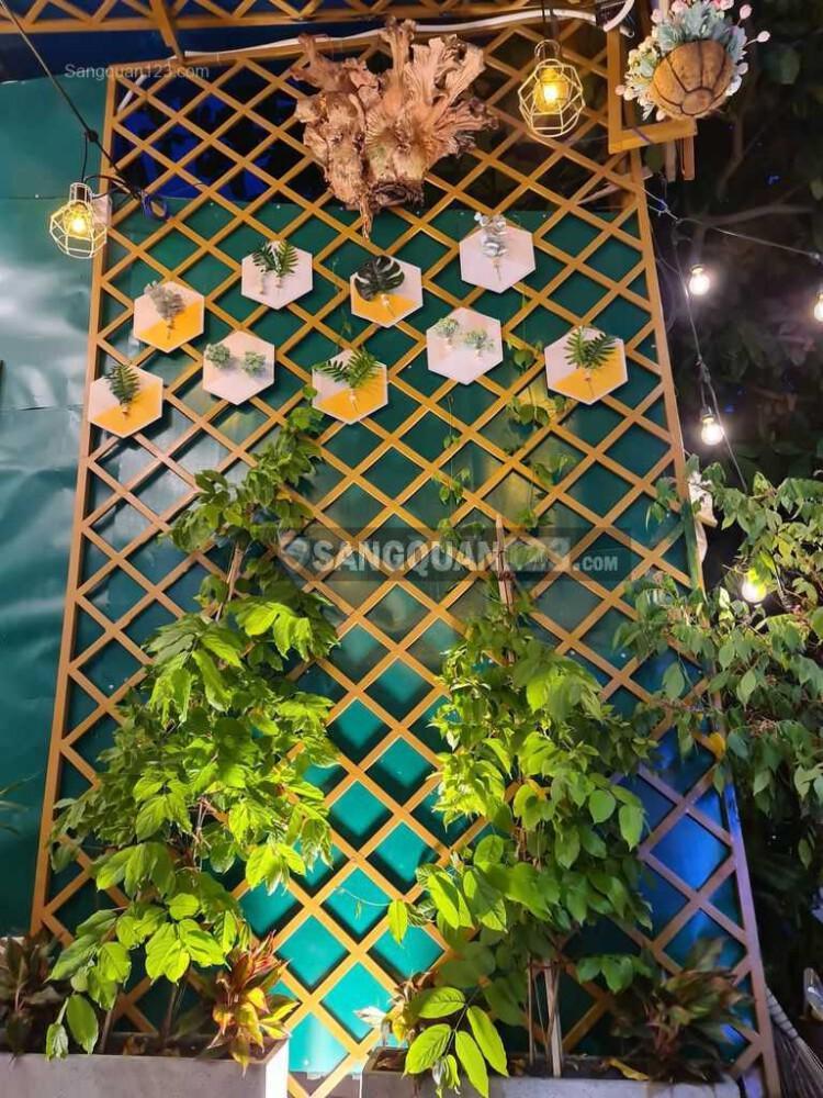 Sang quán Cafe, Sinh tố view bờ kè Quận 3