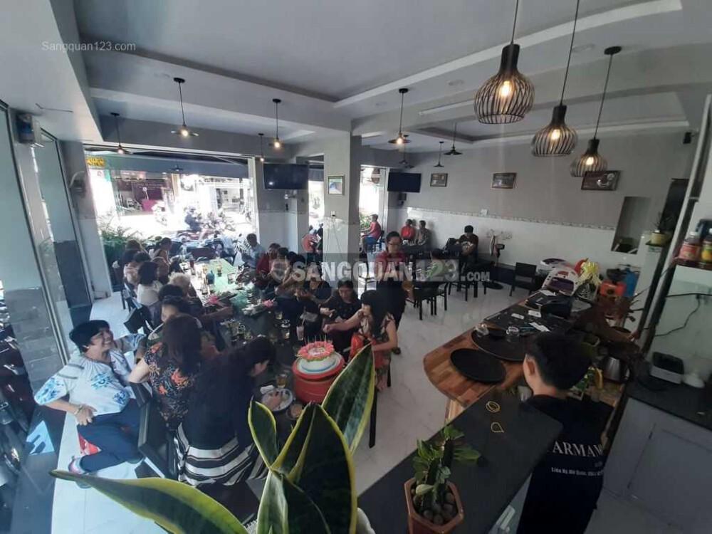 Sang nhượng quán Cafe 2 MT đang kinh doanh tốt