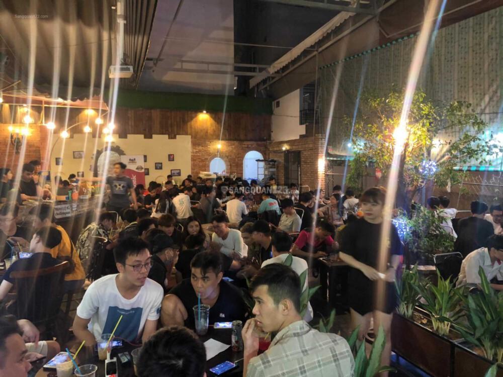 Sang quán cafe Merci Mặt tiền Thống Nhất Gò Vấp