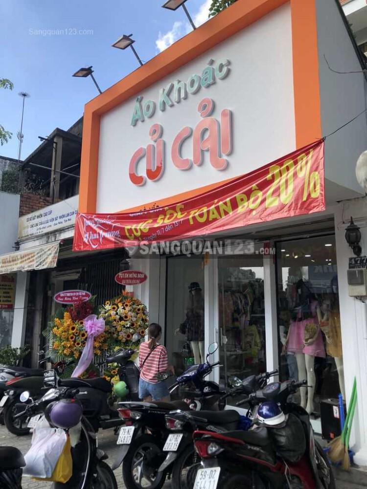 Cần sang shop quần áo Nữ đường Quang Trung Q.GV