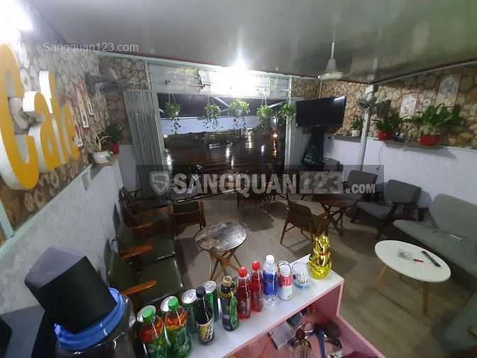 Cần Sang Nhượng Quán Cafe 68 Trần Thái Tông, Q.Tân Bình