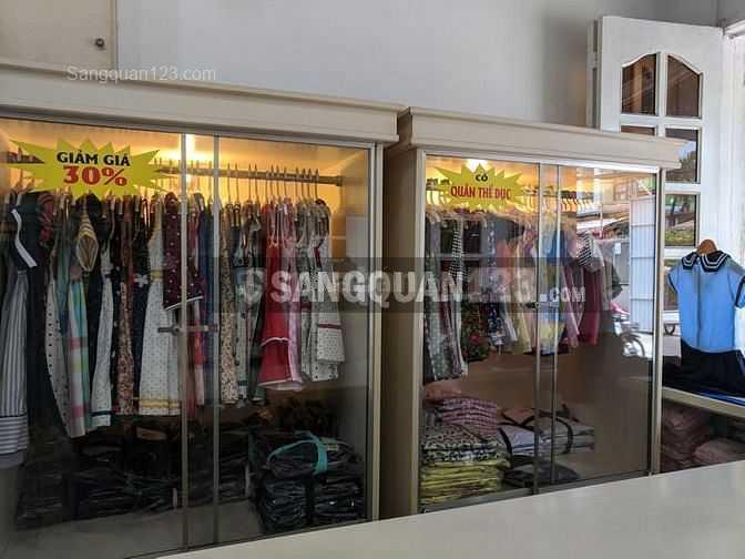 Sang cửa hàng quần áo trẻ em Thúy Anh, đường Nhật Tảo, Q10