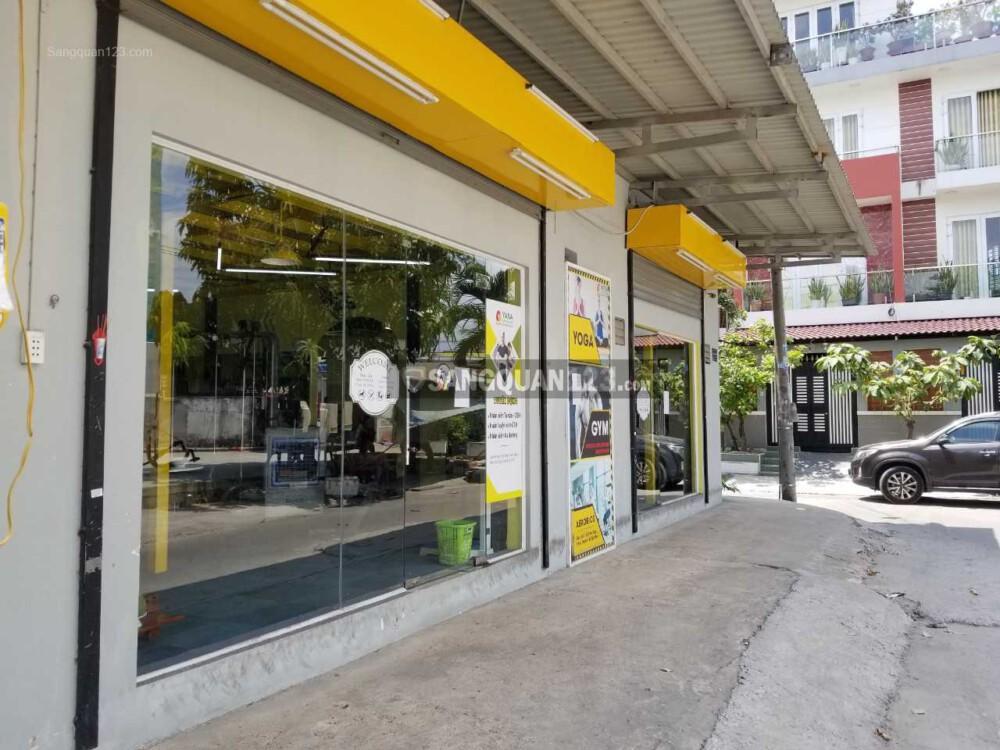 Sang nhượng kinh doanh Trung tâm Fitness & Yoga Quận Tân Phú Giá - 380 triệu
