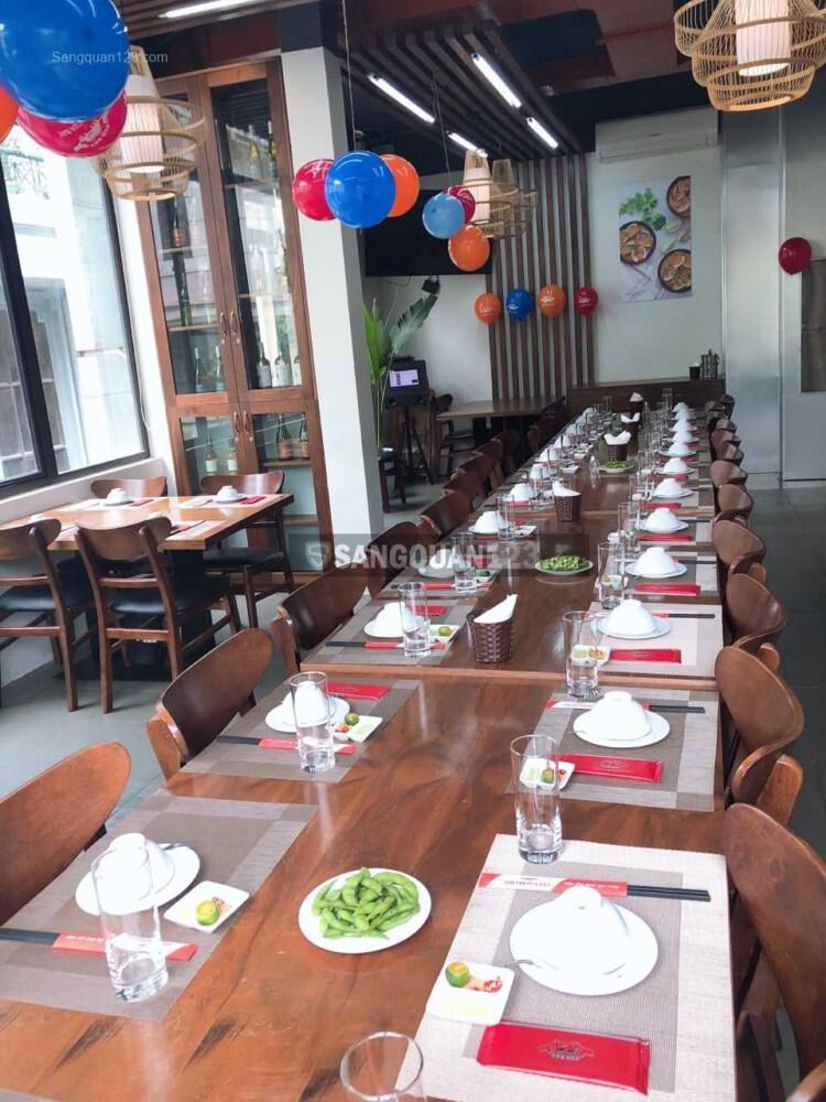Sang nhượng Nhà hàng VIP khu Trung Hòa Nhân Chính, Hà Nội