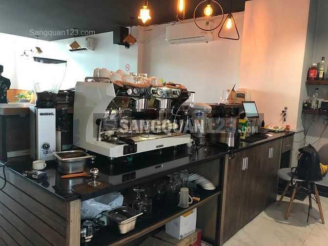 Sang quán Cafe Sạch thương hiệu ORGANIC Coffee