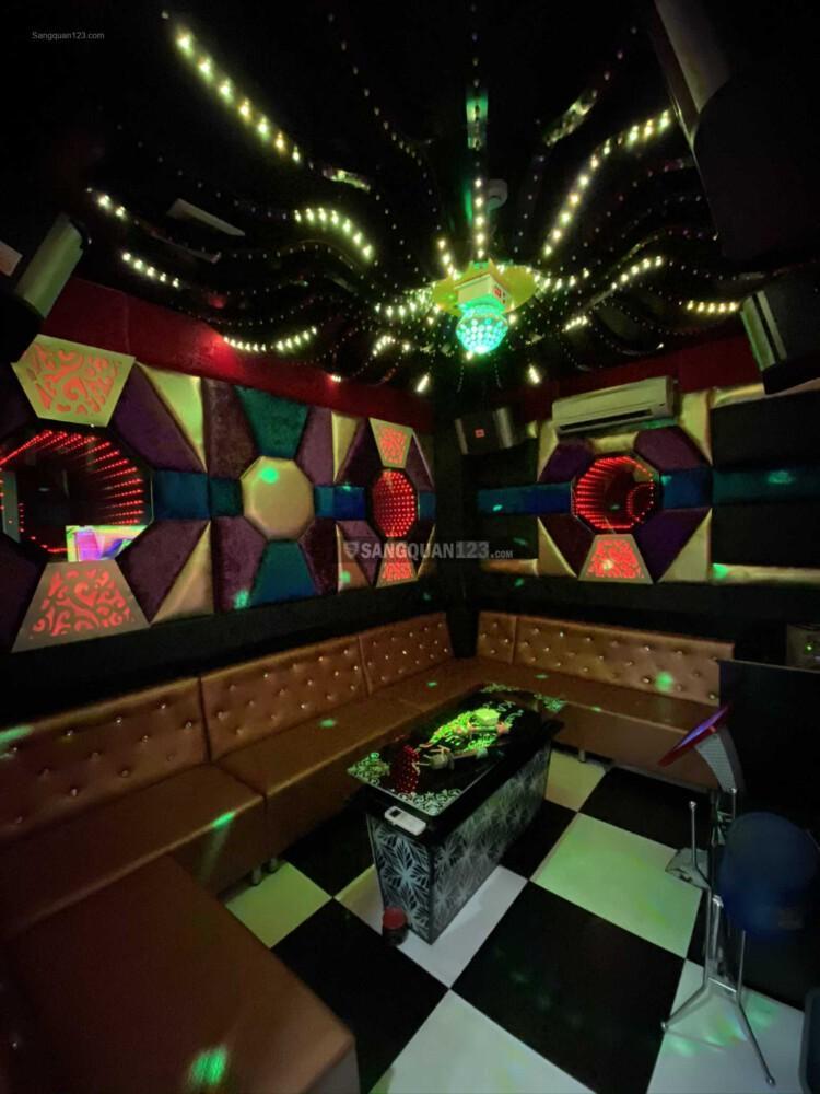 Sang quán karaoke đang hoạt động Gò Vấp