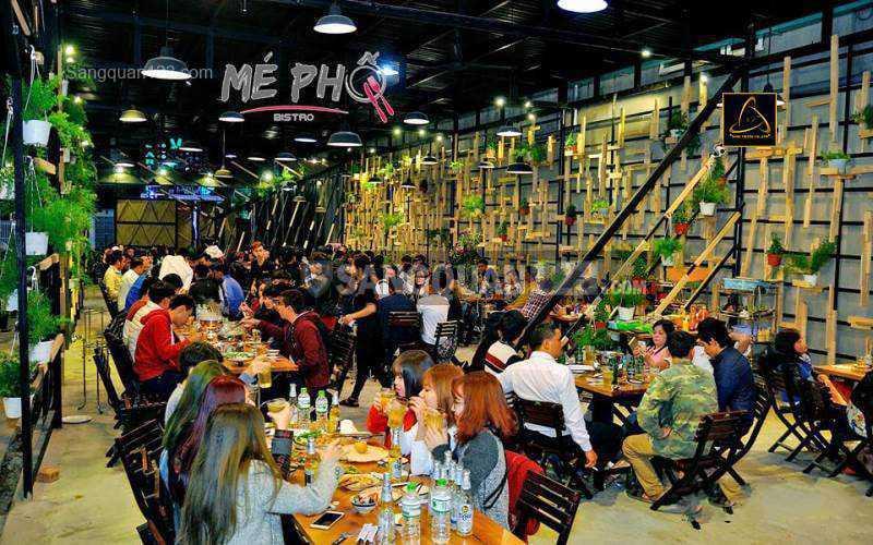 Sang nhượng nhà hàng vị trí đẹp tại phố Dương Đình Nghệ, Cầu Giấy