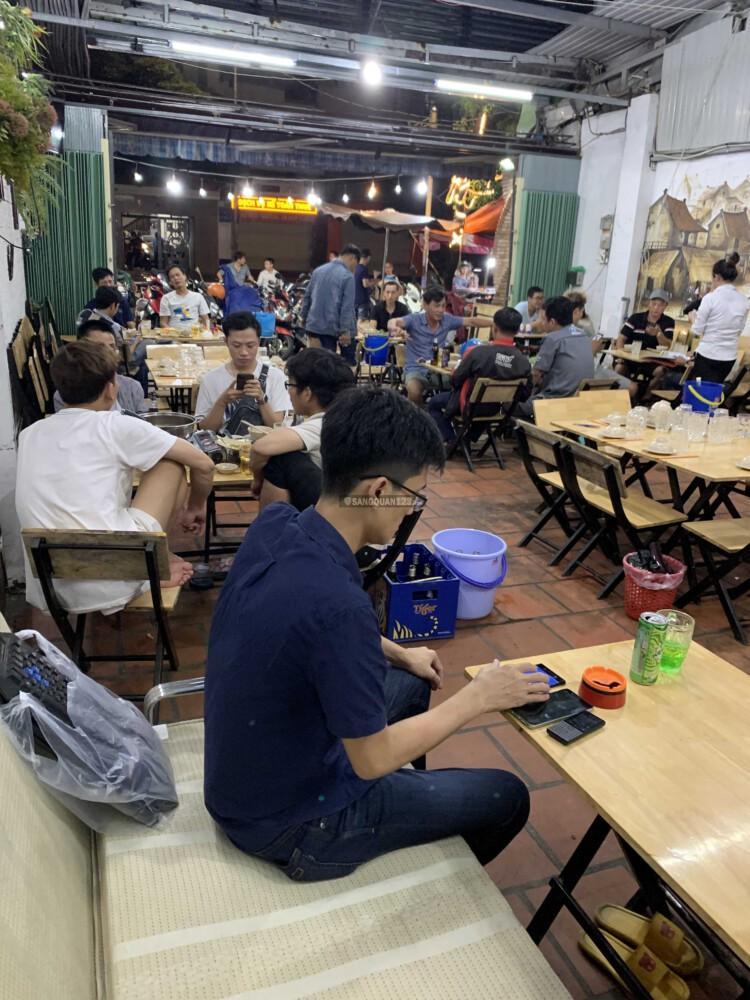 Sang quán nhậu hại sản mặt tiền Nguyễn Văn Lượng
