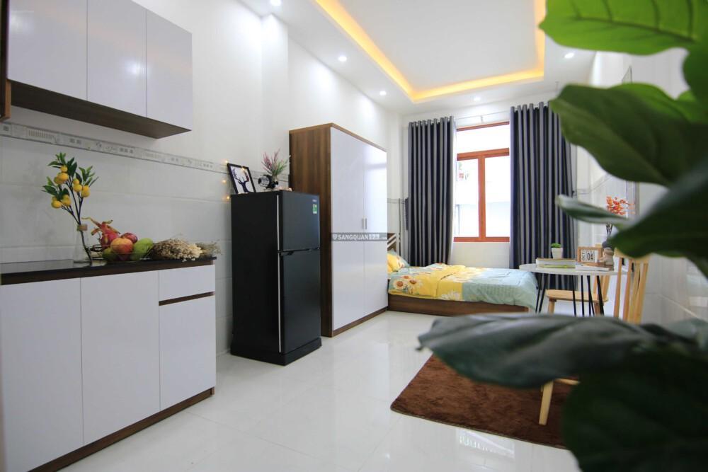Sang Hợp Đồng Kinh Doanh Toà nhà 10 CHDV  cao cấp - Full khách trung tâm Quận 3