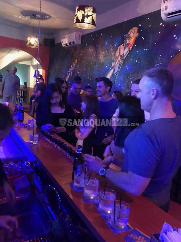 Sang quán Bar 49 Hai Bà Trưng. Phường Bến Nghé. Quận 1