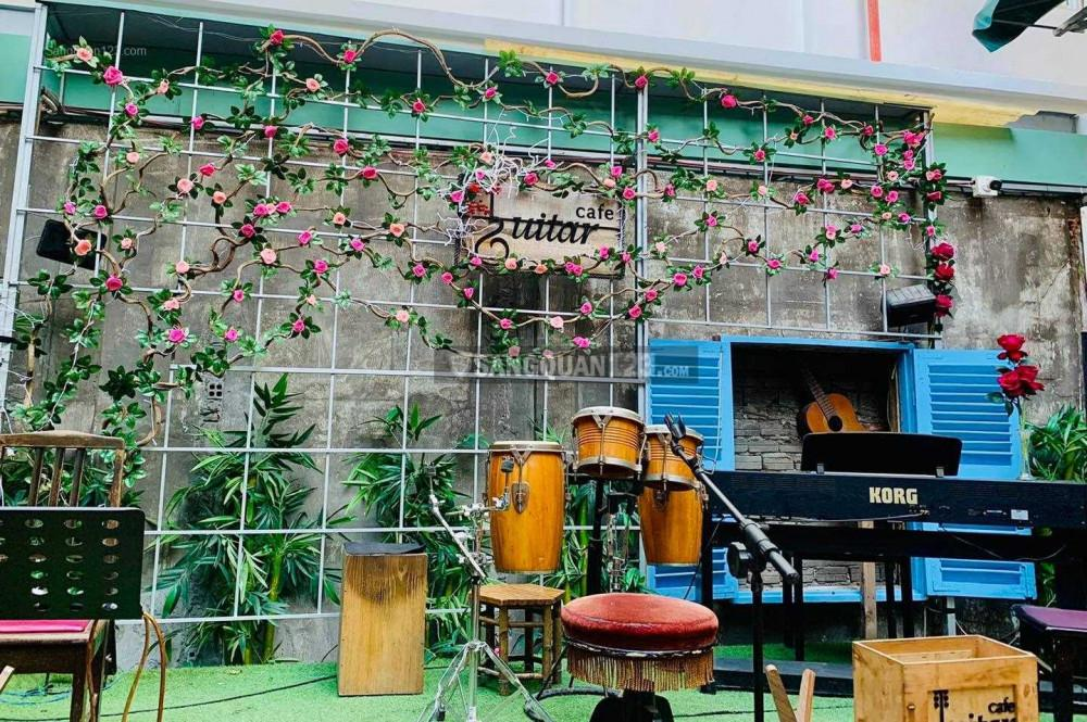 SANG QUÁN CAFE GUITAR ACOUSTIC